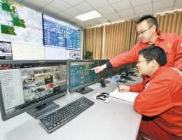 未来城供水监控平台