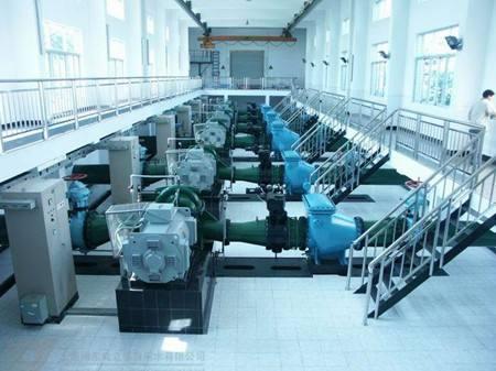 供水自动化远程控制系统