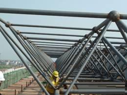 光纤光栅钢构安全健康监测
